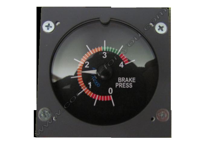 Gauge 737 Brakes indicator S001