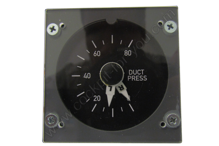 Boeing_737_Gauge_OVH_DUCT_PRESSURE_S1