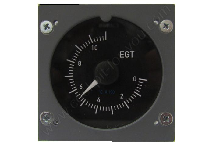 Boeing 737 Gauge OVH EGT S1
