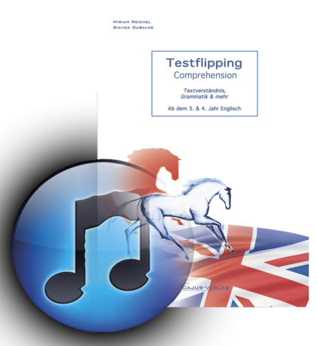 Testflipping. Comprehension. Englisch 3/4 Jahr. Audio