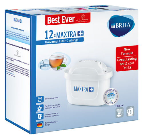 Brita Maxtra Plus Cartridges 12 pk