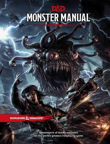D&D Monster Manual