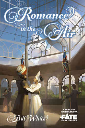 Fate RPG Romance in the Air