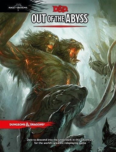 D&D Out of the Abyss (5e)