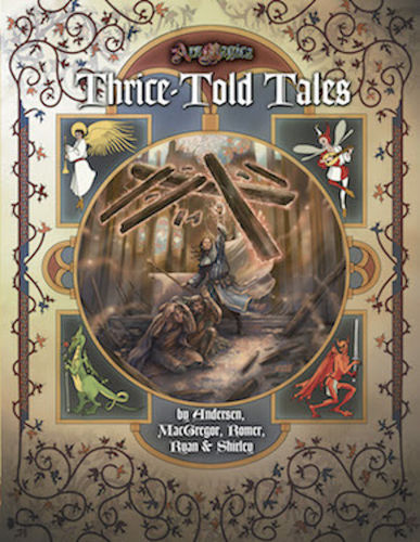 Ars Magica Thrice-Told Tales