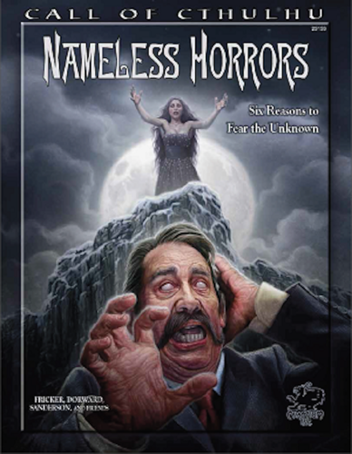 Call of Cthulhu RPG 7th edition Nameless Horrors