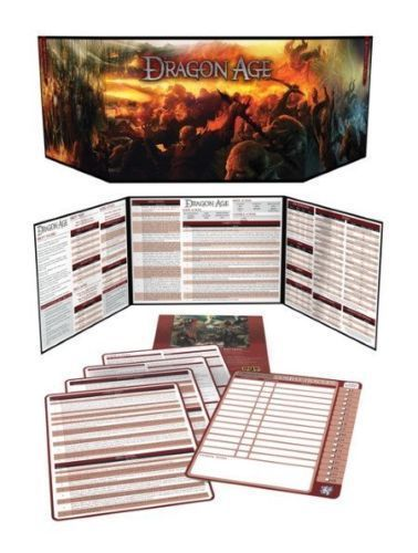Dragon Age Game Masters Kit