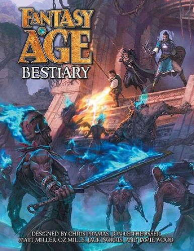 Fantasy AGE Bestiary for the Fantasy AGE RPG