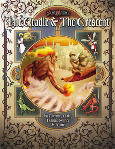 Ars Magica The Cradle and The Crescent