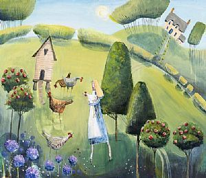 Country Life by Carolyn Pavey