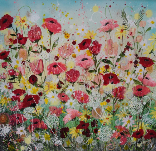 Profusion of Colour by Jane Morgan