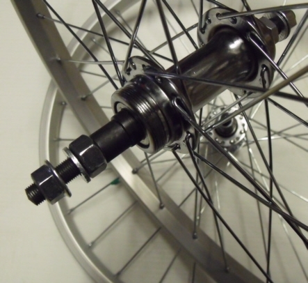 Wheels suitable for Dahon Licensed Technology bikes Screw-on Freewheel. (Pair)