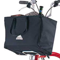 Brompton Folding Basket  (Includes Block) Current Type
