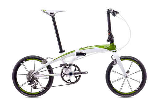 Tern Verge X10 White/Green