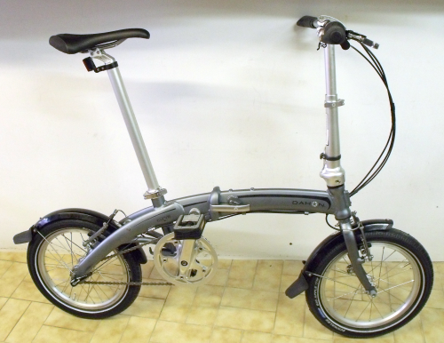Dahon Custom Built Curve SL3  Magnesium  3 Speed Hub Gear with ALRR X 2