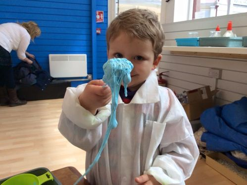 Gooey Science - Sat. 12th May 11am
