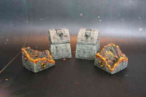 Small Gun Towers