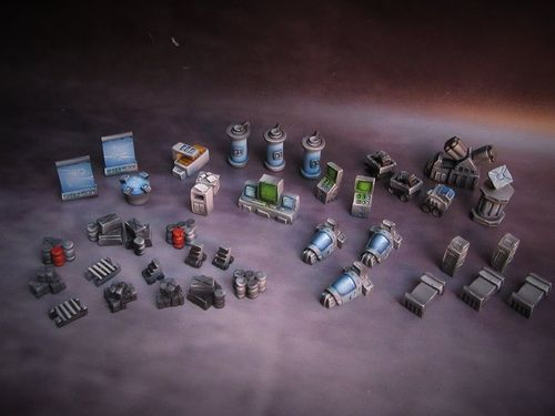 15 mm Accessories set