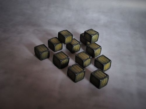 Small crates