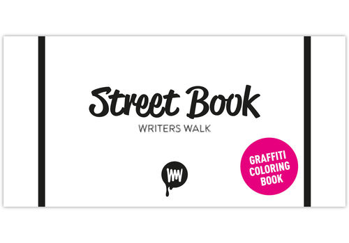 Writers Walk - Street Book