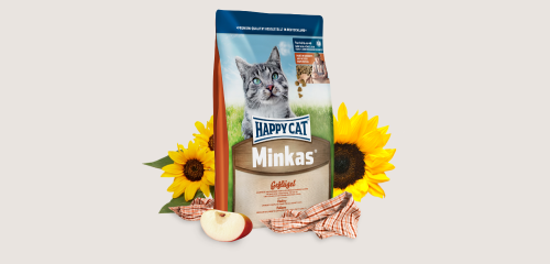 Happy Cat Minkas Geflügel