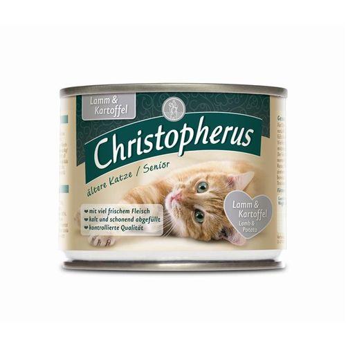 Allco Christopherus Ältere Katzen Lamm und  Kartoffel