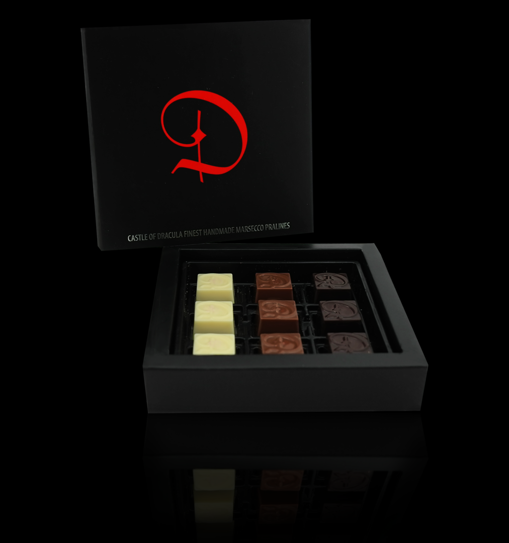 Pralinenkreation 9er Box 75g