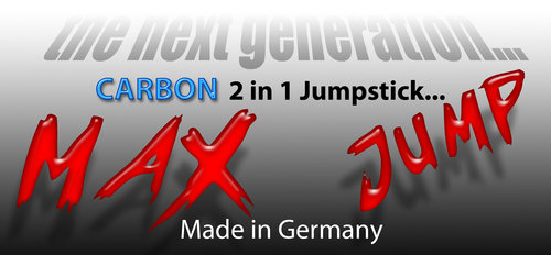 MAX Jump - 2 in 1 Carbon Jumper