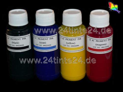 100 ml Pigmenttinte kompatibel zu HP Officejet Pro 8000, 8500  Wireless 8 color