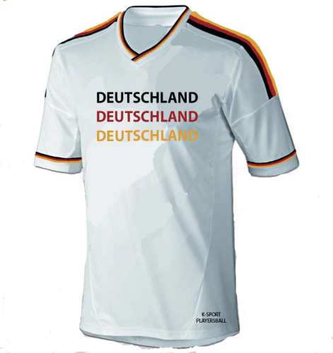 Deutschland Fan T-Shirt Gr.128