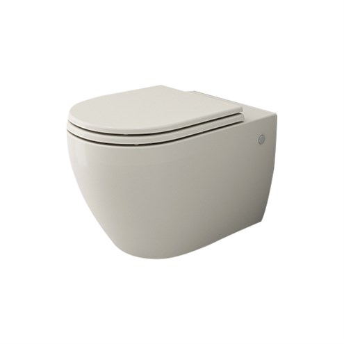Wc sitz Soft Close Slim passend für Bocchi 1171 jet flush