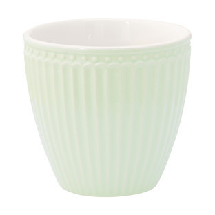 GreenGate-Lattecup Alice pale green
