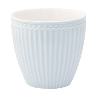 GreenGate Lattecup Alice pale blue
