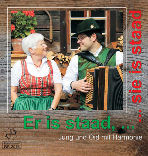 Er is staad, sie is staad (Musik-CD)