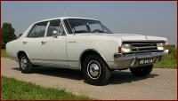 Opel Rekord C Coupe