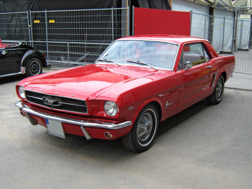 Ford Mustang Baujahr 1964-1968
