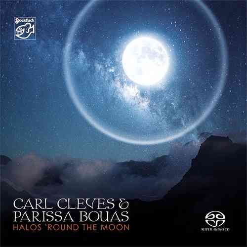 CARL & PARISSA - Halos 'Round The Moon • SACD (2ch)