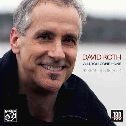 DAVID ROTH - Will You Come Home • 2-LP