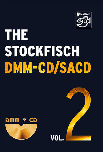 The Stockfisch DMM-CD/SACD Vol.2 • SACD (2ch)