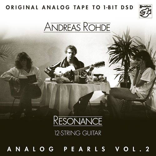 ANDREAS ROHDE - Analog Pearls Vol.2 • SACD (2ch)