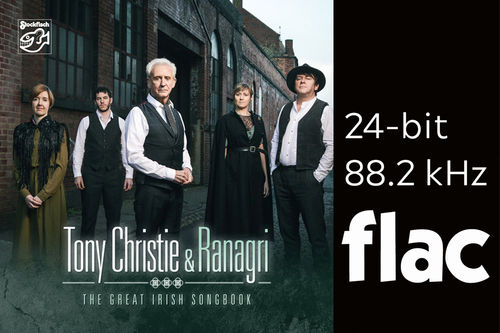 Tony Christie & Ranagri - The Great Irish Songbook - HiRes-Files 24bit/88.2kHz .flac