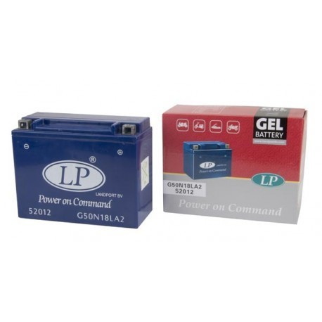 Gel Batterie 12V 20 Ah