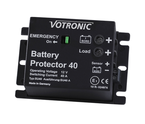 Votronic Battery Protector 40 / 24 Motor 6073