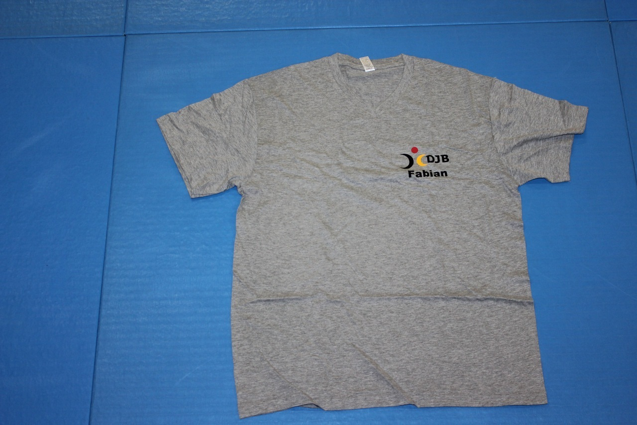 Juniorteam Männer T-Shirt grau 7