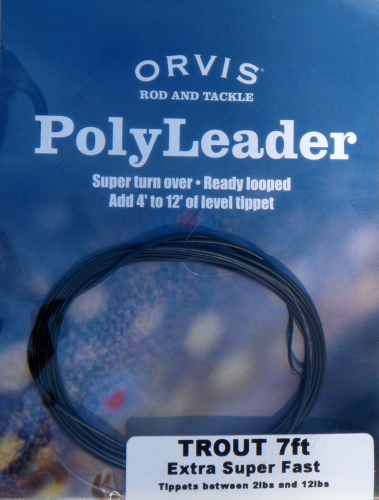 PolyLeader Trout Extra Super Fast 7ft