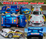 Grafil Bodies Group B style  - Rally G series