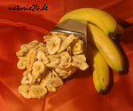 Bananenchips ungesüßt