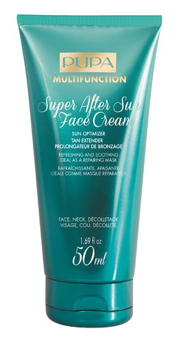 PUPA Super After Sun Face Cream 50ml