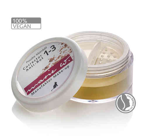 Corrector No. 1-3 (Anti-Rot-Puder)