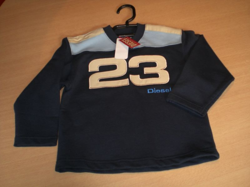 Diesel Sweat-Shirt Gr. 98